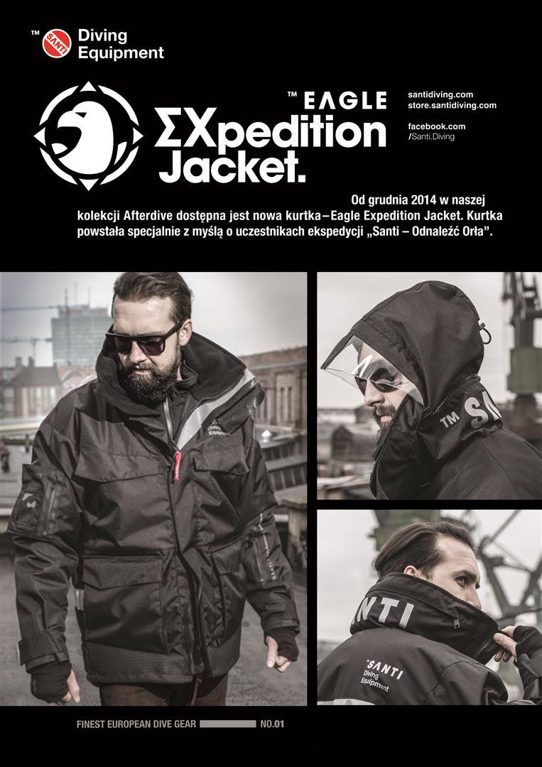 Expedition Jacket Eagle PL (Large)